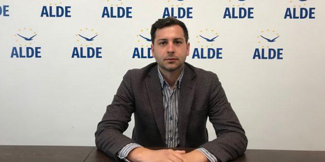interviu cu alexandru gurghian candidatul alde mures pentru parlamentul european incercam sa promovam valorile romanesti