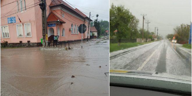 10-localitati-muresene-inundate-in-urma-averselor.-o-noapte-fara-somn-pentru-pompieri,-voluntari-si-cele-peste-200-de-familii-afectate