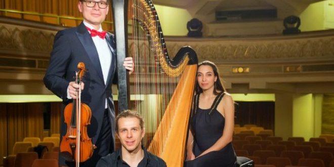violonistul alexandru tomescu la targu mures conferinta si concert