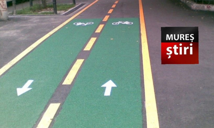 acestea sunt rutele celor 4 piste de biciclete aprobate dar nefacute semneaza petitia acum