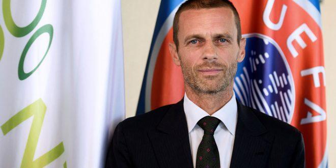 aleksander ceferin noul presedinte uefa promite sprijin pentru ligile mici si medii