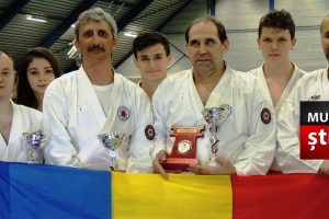 respect campioni mondiali si multe medalii pentru parakarateka mureseni
