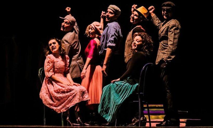 spectacol satira muzicala auditia la teatrul studio din targu mures
