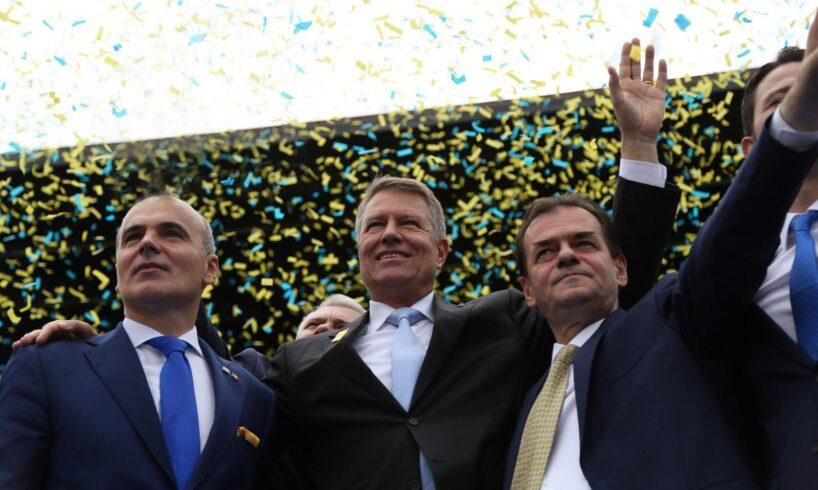 klaus-iohannis:-eliberati-romania!-va-astept-pe-toti-la-vot-pe-26-mai!