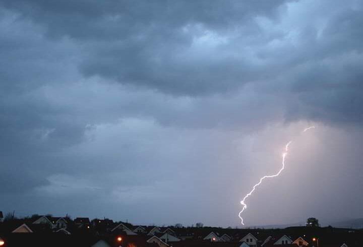 25 de localitati din tara afectate de vremea rea