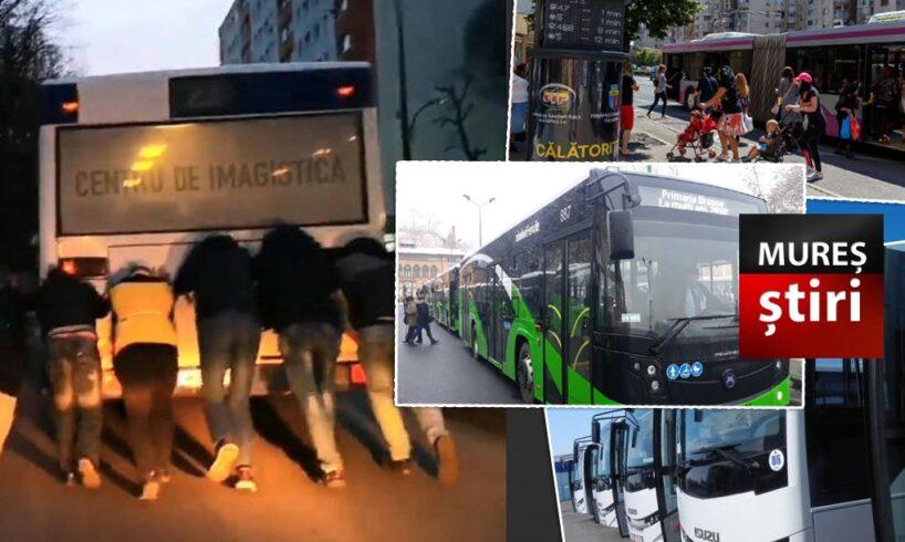 foto mijloacele de transport in comun sunt cartea de vizita a unui oras si arata gradul de civilizatie