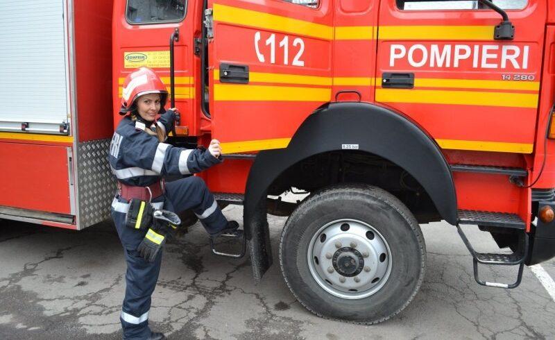 sansa pentru fetele care vor sa lucreze pentru inspectoratul pentru situatii de urgenta brasov