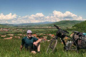 3 americi pe bicicleta un eveniment inspirational pentru cei mici si mari cu radu paltineanu