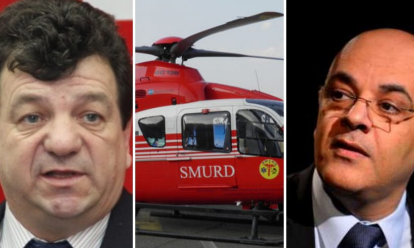 incredibil senator psd dus la spital cu elicopterul smurd pentru ca era stricat la burta