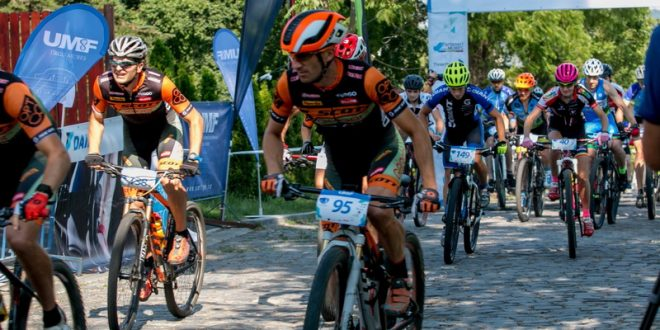 stilul de viata sanatos promovat de umfst bike days