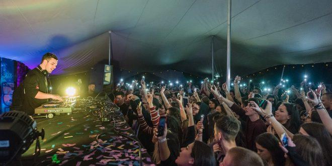 netsky show surpriza marca electric castle pentru sustinerea evenimentului caritabil ghibstock