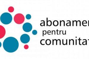 abonament pentru comunitate revine la reghin cu alte trei proiecte