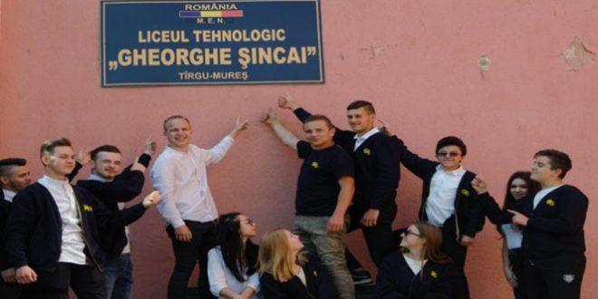 """liceul-tehnologic-""""gheorghe-sincai""""-targu-mures,-prezent-la-""""targul-de-arte-si-meserii"""""""