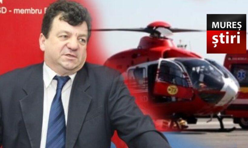scandalul-provocat-de-senatorul-psd-cu-dureri-de-burta-ca-sa-fie-transportat-cu-elicopterul-smurd!