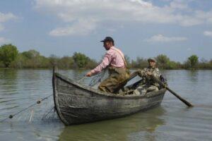infractiuni privind pescuitul ilegal