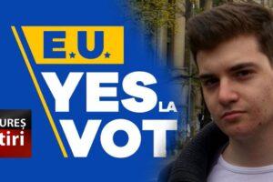 video rugamintea lui alin catre toti muresenii privind votul de maine pentru pe si referendum 2019