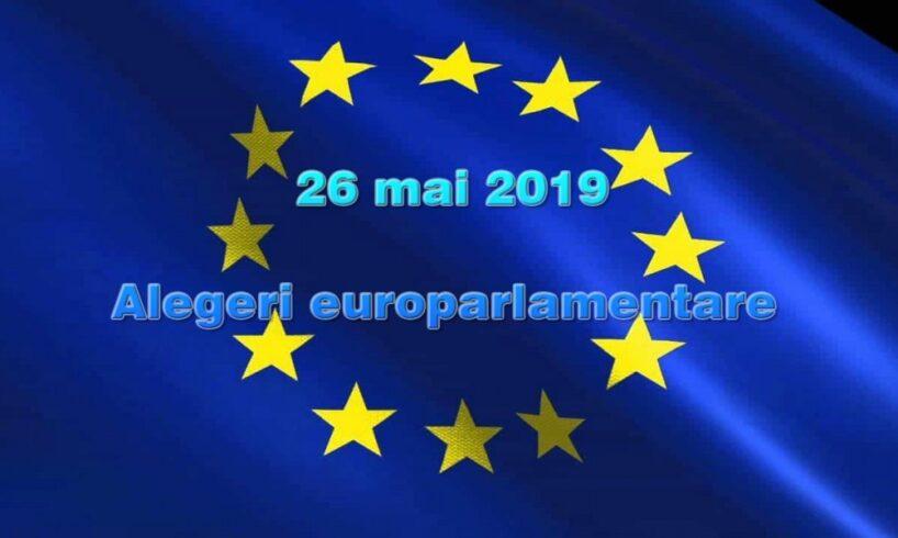 o zi pana la alegerile europarlamentare si referendum