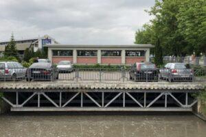 foto targu mures solutie pentru 1 500 de parcari peste poclos propusa de conducerea aba mures