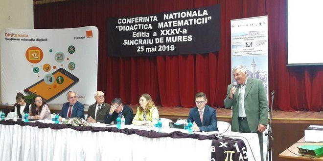 "foto:-conferinta-nationala-""didactica-matematicii"",-la-scoala-din-sancraiu-de-mures"