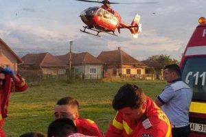 accident-grav-de-atv.-victima,-preluata-de-un-elicopter-smurd-targu-mures