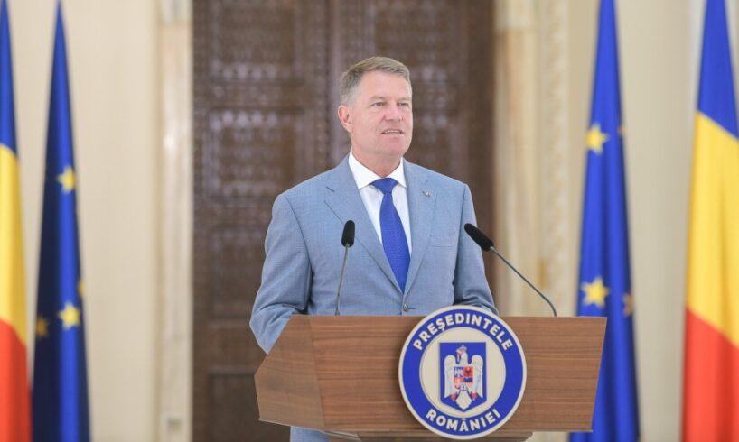 pnl si usr plus ar putea colabora ca alternativa la guvernarea psd a declarat presedintele klaus iohannis