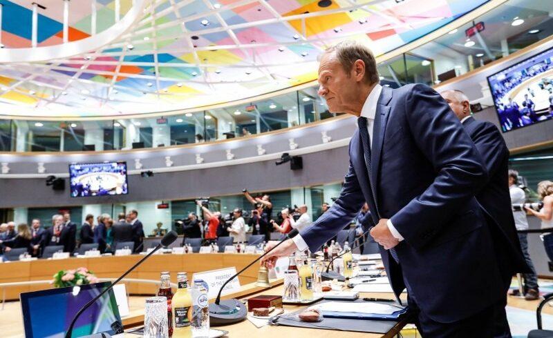 marile grupuri politice si au pierdut rolul dominant in parlamentul european