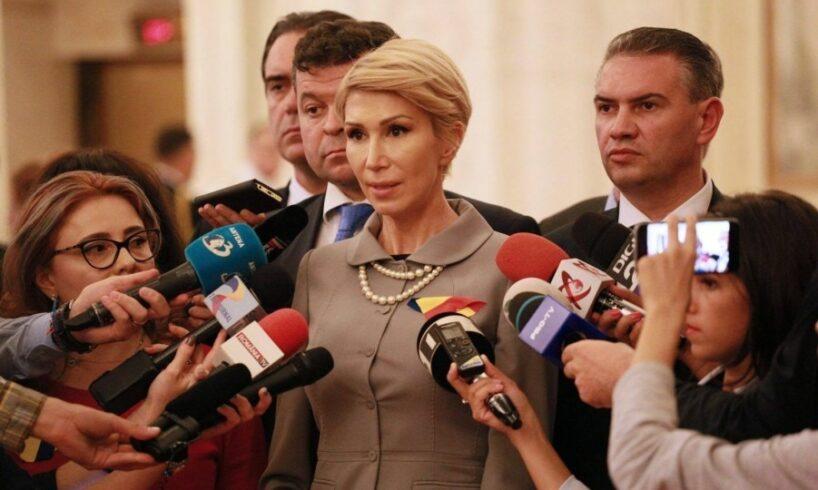 pnl o propune pe raluca turcan la sefia camerei deputatilor