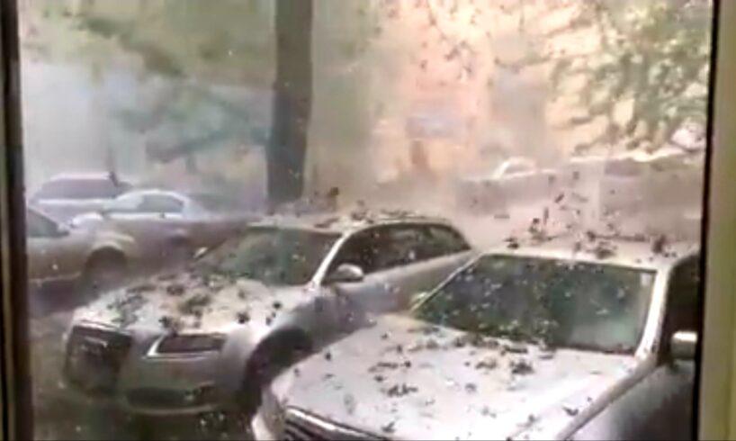 imagini-video-cu-grindina-imensa-care-a-devastat-un-oras-din-transilvania!