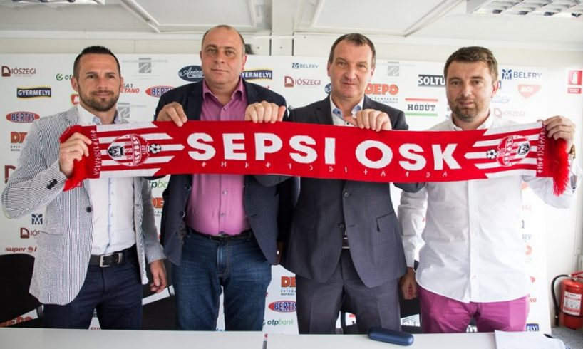 sepsi sf gheorghe are un nou antrenor