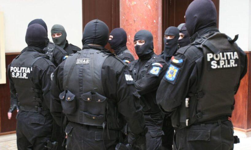 de ziua copilului cu politisti in campusul umfst