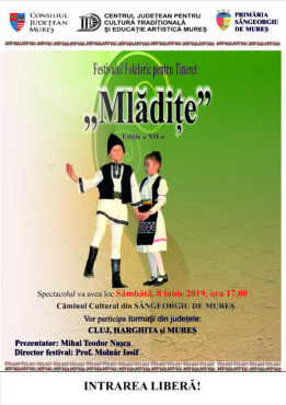 festivalul folcloric mladite