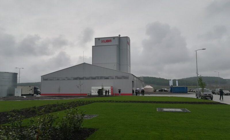 peste 100 de milioane de euro investiti in construirea a cinci fabrici in comuna sanpaul