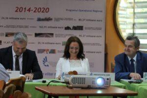 aproape 19 miliarde euro pentru cdr centru in 2014 2020