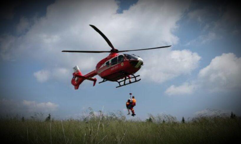victimele accidentului aviatic au fost preluate din zona in care s au prabusit cu avionul