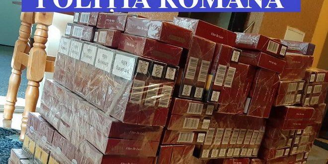 doua persoane retinute in dosarul privind contrabanda cu tigarete