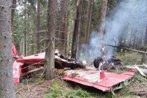 accident aviatic in harghita una din victime transportata la targu mures