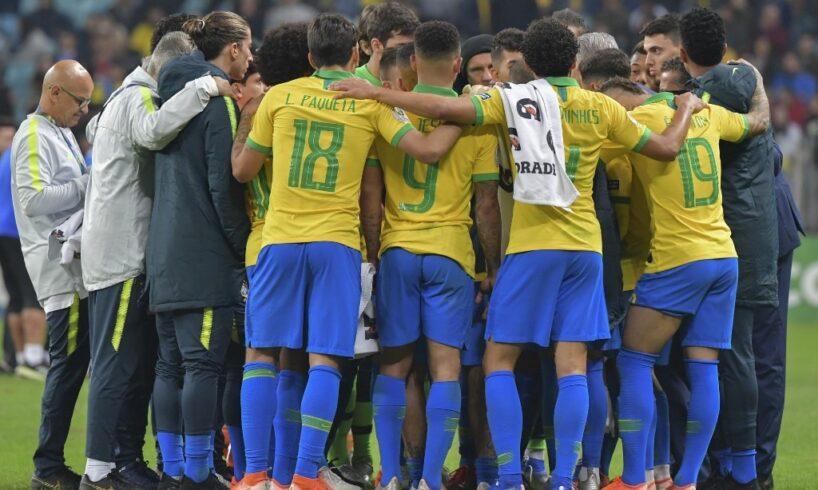 brazilia prima semifinalista la copa america
