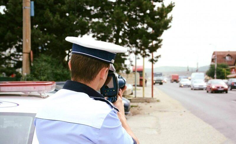 politia rutiera incepe astazi o ampla actiune de prevenire a accidentelor la nivelul intregii tari