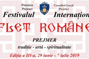 festivalul international suflet romanesc incepe maine la prejmer