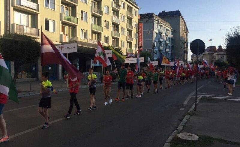 la tg mures au inceput europenele de triatlon multisport