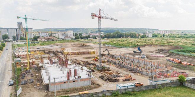 foto noutati despre proiectul maurer residence targu mures