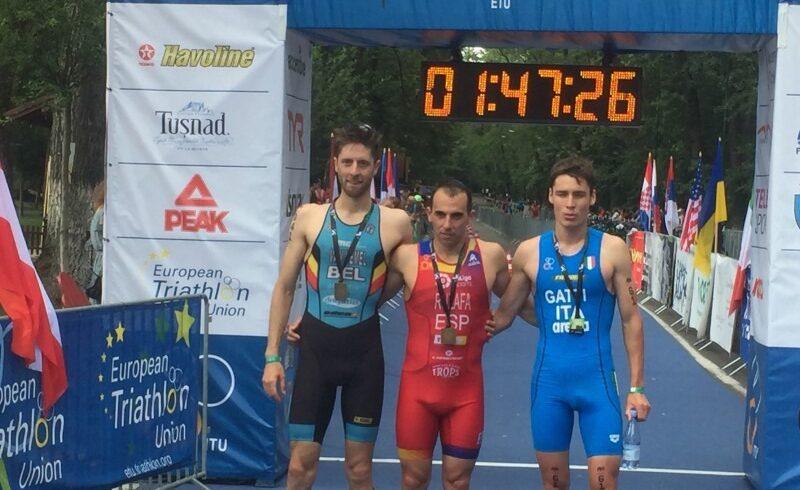 primii campioni la europenele de triatlon de la tg mures