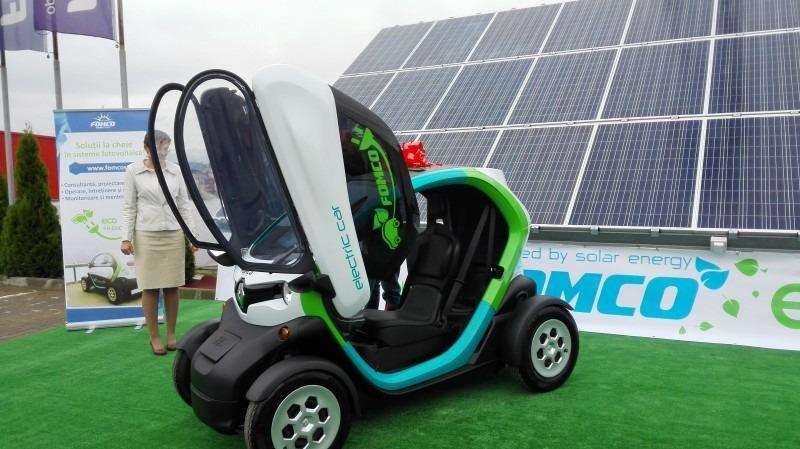 a crescut numarul autoturismelor verzi comercializate in romania