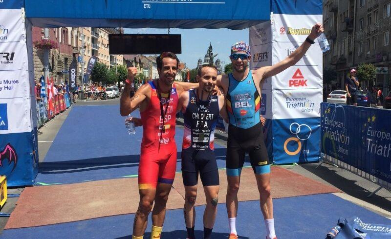duatlonisti din franta si spania campioni europeni la tg mures