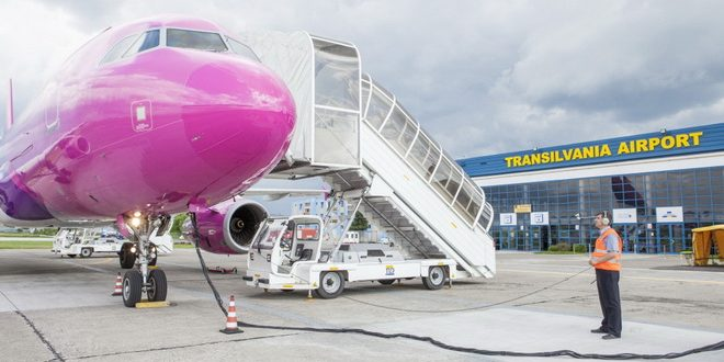 indicatori noi de performanta pentru administratorii aeroportului transilvania