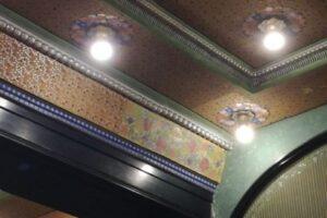 picturi-originale-din-sala-oglinzilor-a-palatului-culturii,-descoperite-in-timpul-restaurarii