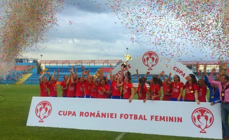 vasas odorhei a castigat cupa romaniei la fotbal feminin