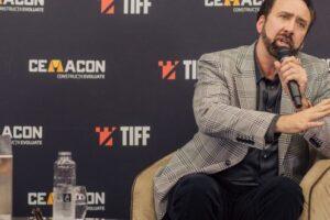 nicolas cage masterclass la tiff 2019 sunt cea mai privata persoana in ceea ce priveste celebritatea