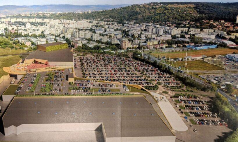 viitorul mall este deja inchiriat in proportie de 30