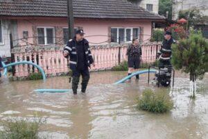 locuinte modulare pentru familiile ale caror case au fost distruse in urma inundatiilor din ultimele zile